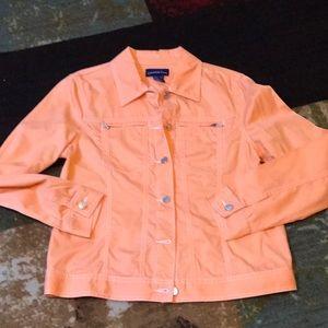 NWOT charter club jacket